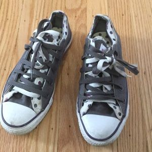 Womens converse sneakers
